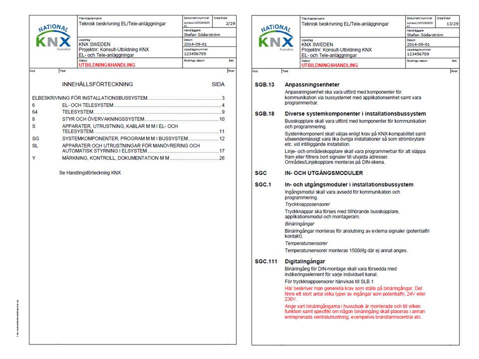 KNX Association International Page No. 16 November 14 KNX: The worldwide STANDARD for home & building control