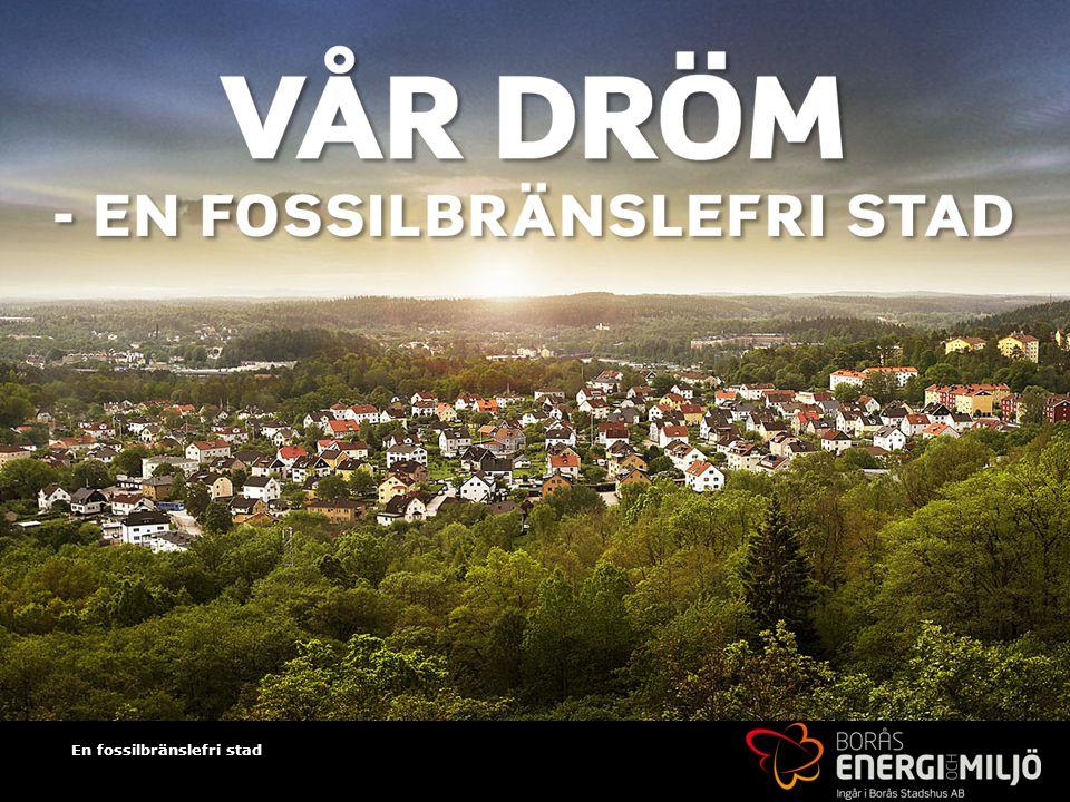 En fossilbränslefri stad