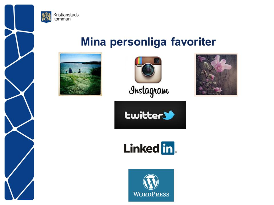 Mina personliga favoriter