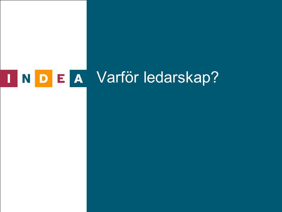 Ledarskapets utveckling Utveckling av ledarskap sedan 1900-talets början har till stor del handlat om synen på medarbetarskap FörrIdag 12 Organisationens mål Medarbetarens mål Organisationens mål Medarbetarens mål