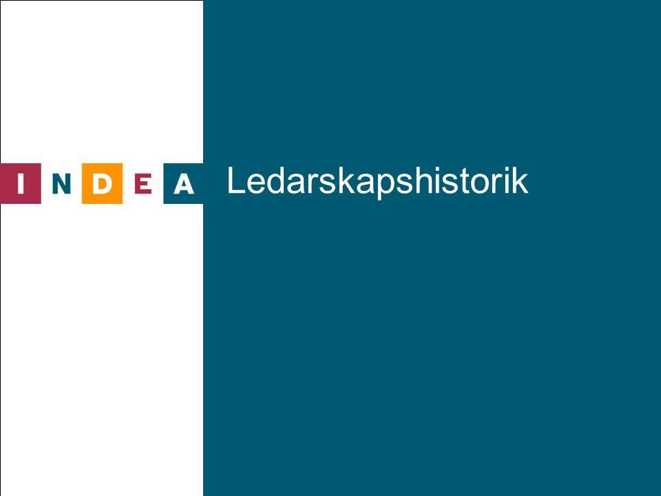 11 Ledarskapshistorik