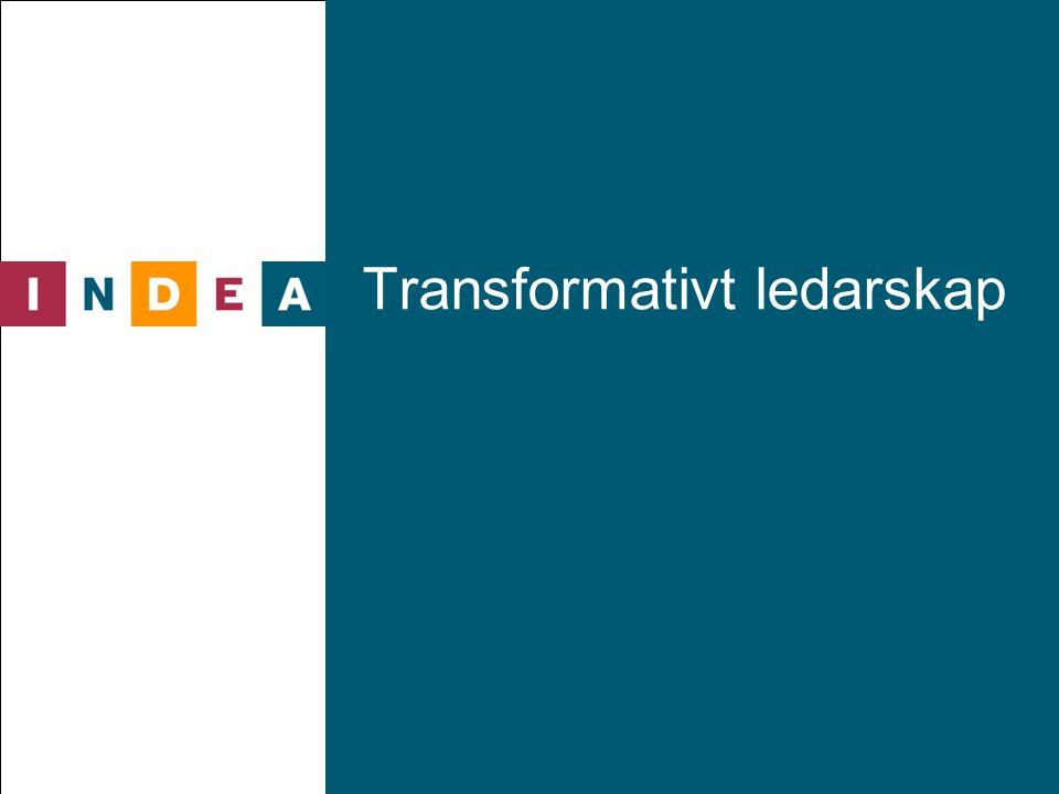 22 Transformativt ledarskap