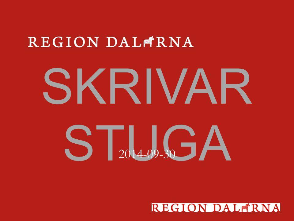 SKRIVAR STUGA 2014-09-30