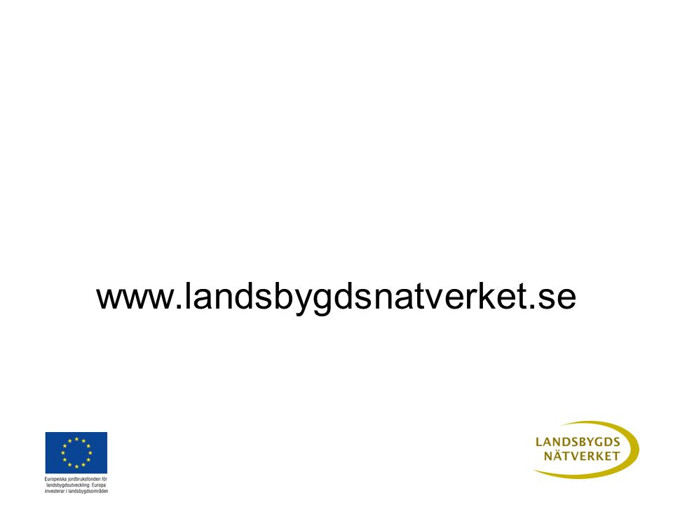 www.landsbygdsnatverket.se
