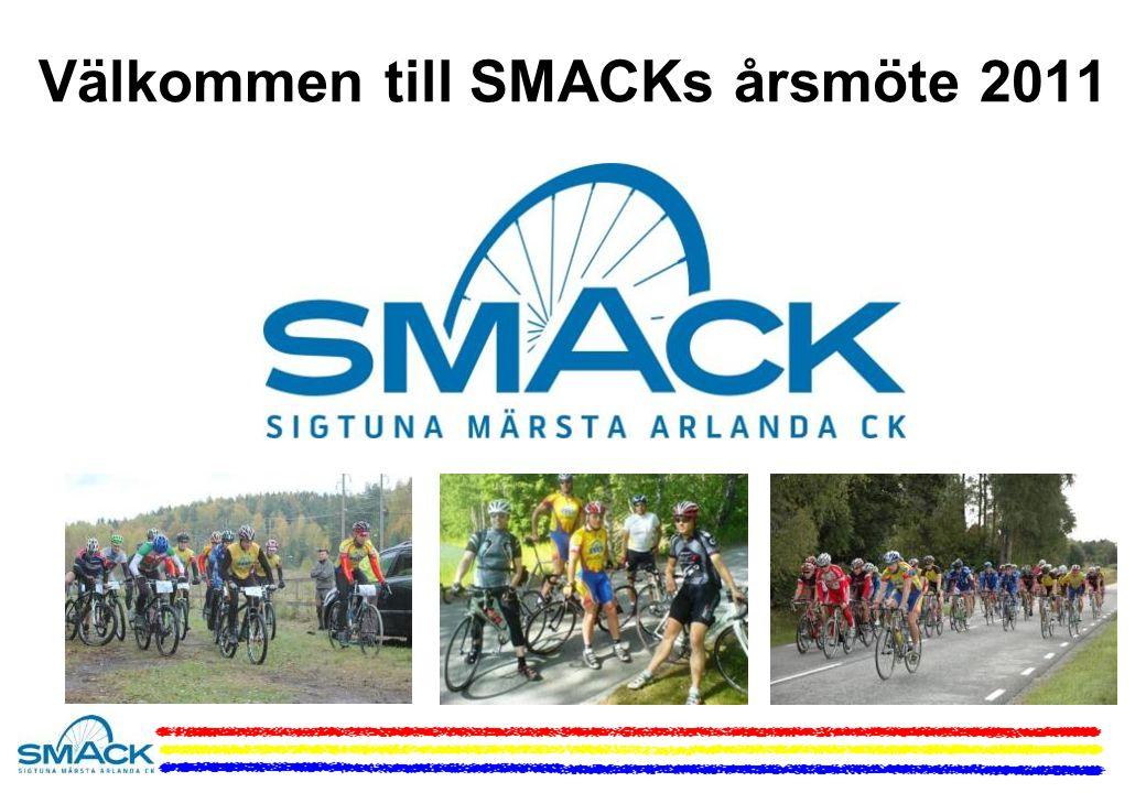Välkommen till SMACKs årsmöte 2011