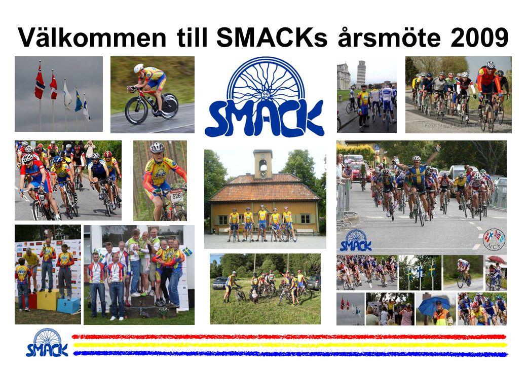 Välkommen till SMACKs årsmöte 2009