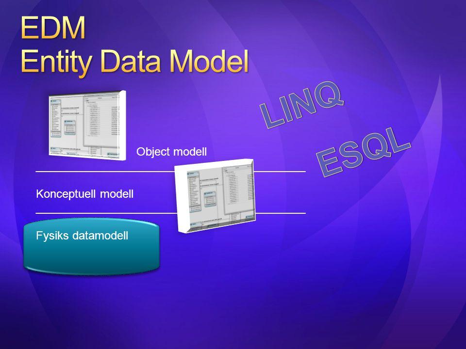 SQL Server är med SQLServer 2008 en bättre spelar för att hantera semi- strukturerad data XML: Förbättrad schema och data modell support.