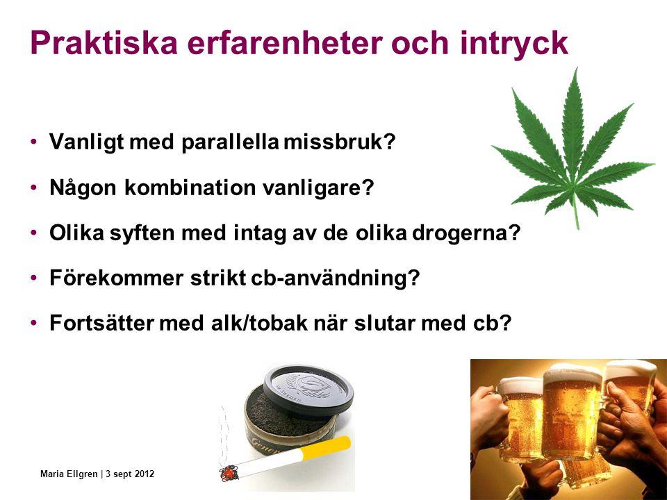 Cannabis + Nikotin Syntetiskt cannabis ökar motivationen för att självadministrera nikotin och ökar nikotinsuget hos råttor Ex.