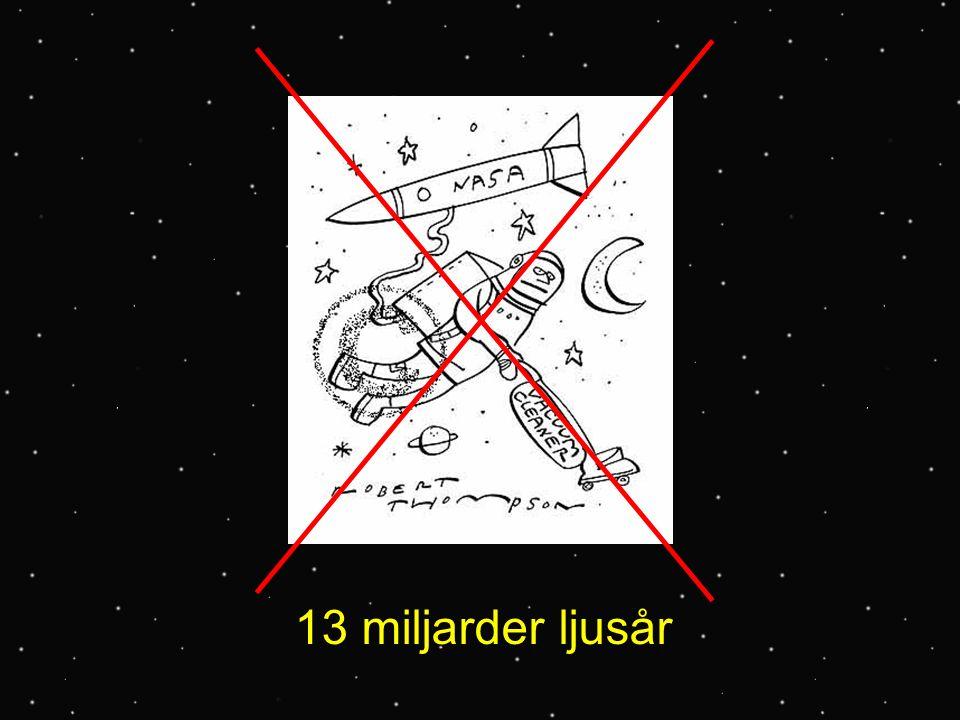 13 miljarder ljusår