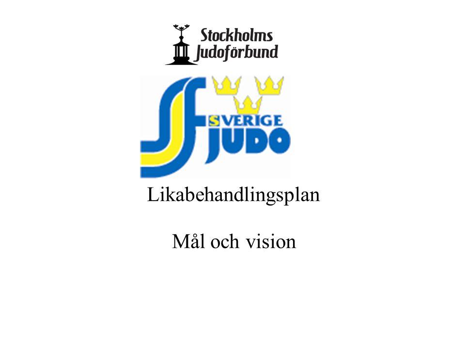 Likabehandlingsplan Mål och vision
