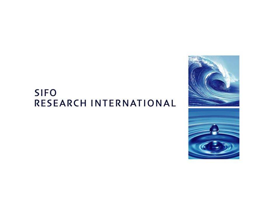 © Research International Sweden AB 2 ORVESTO2006 QRS