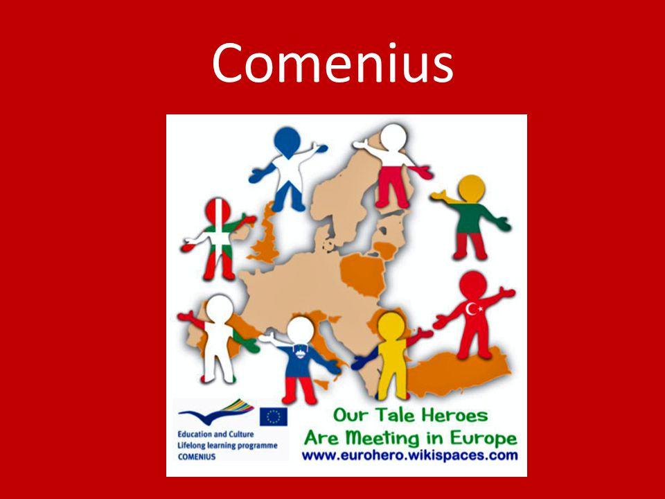 Vad är Comenius.