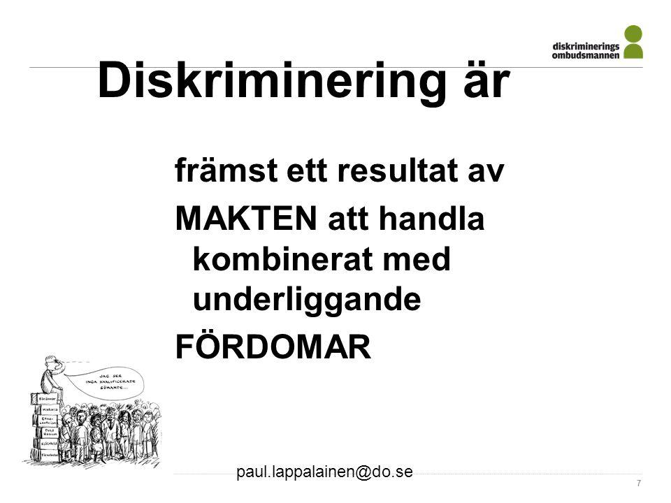 den svenska brain drain ?