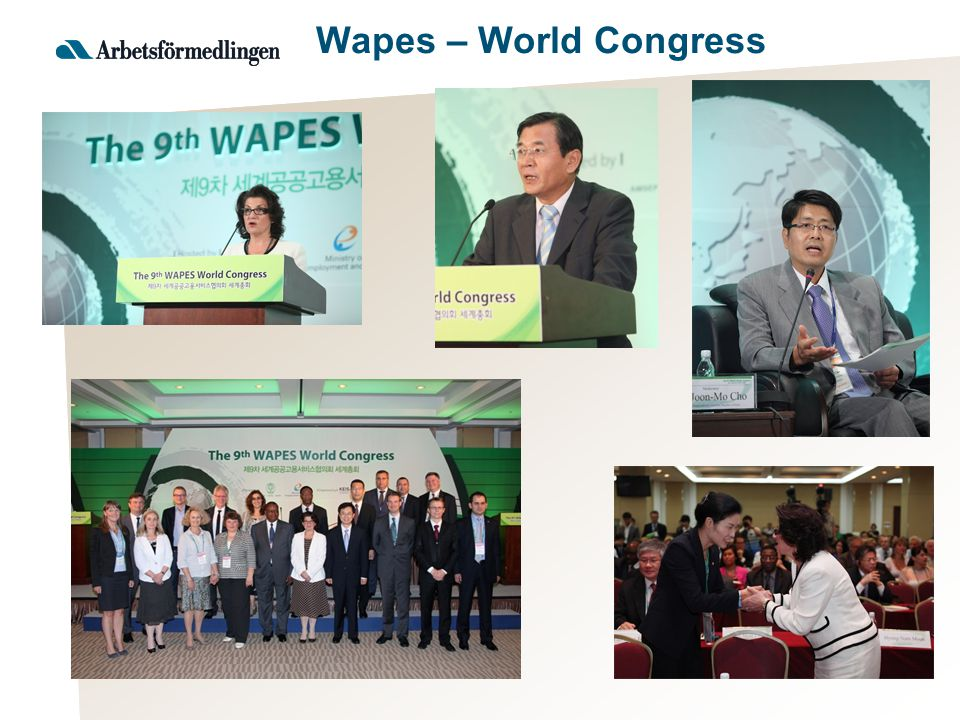 Wapes – World Congress