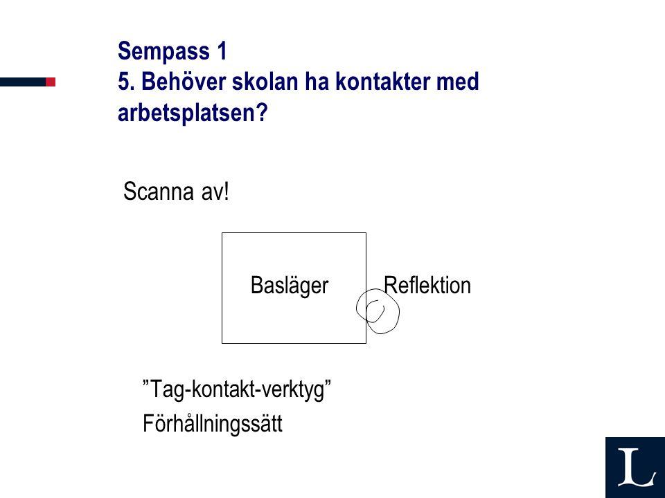 Sempass 2 7.Hur påverka/förändra attityder till samverkan.