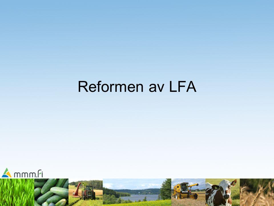 Reformen av LFA