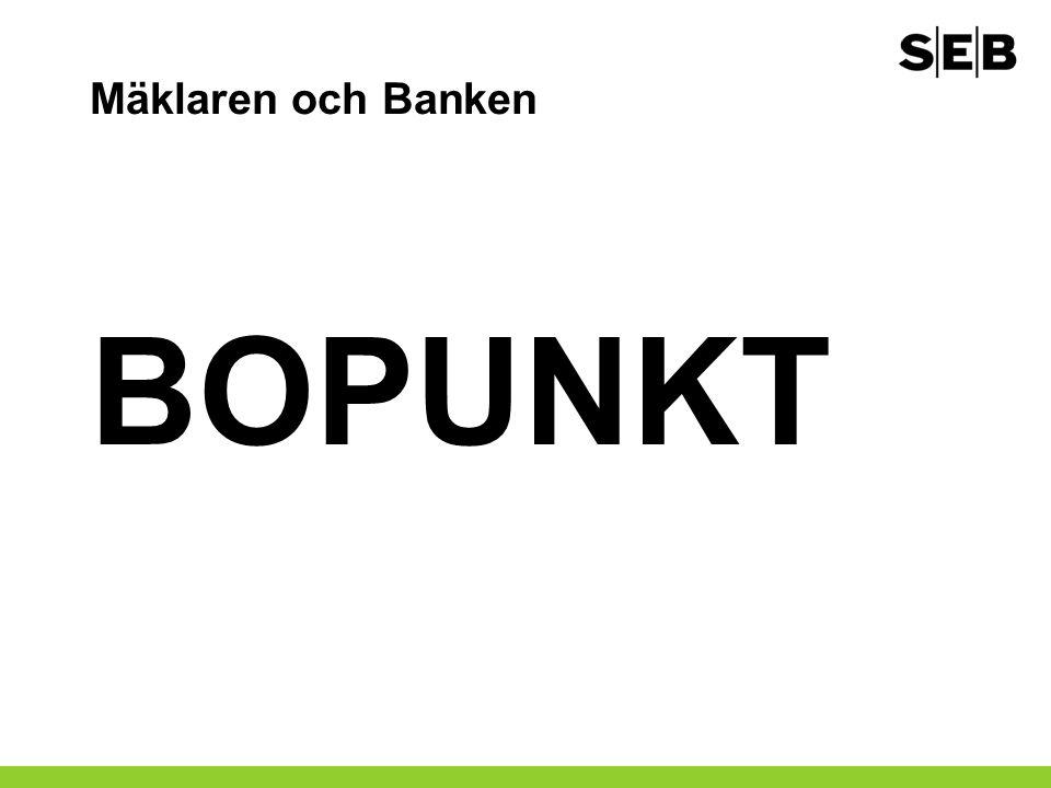 Mäklaren och Banken BOPUNKT