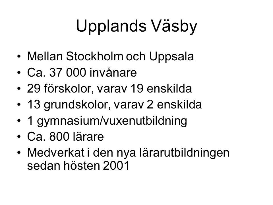 Mellan Stockholm och Uppsala Ca.