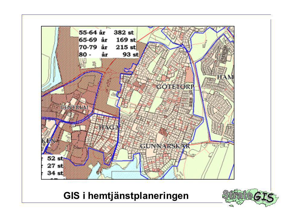 GIS i hemtjänstplaneringen