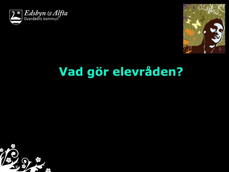 U-råd & U-dialog Ungdomsråd i Ovanåkers kommun? Hur ska Ungdomsdialogen fortsätta?