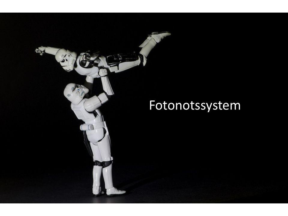 Fotonotssystem