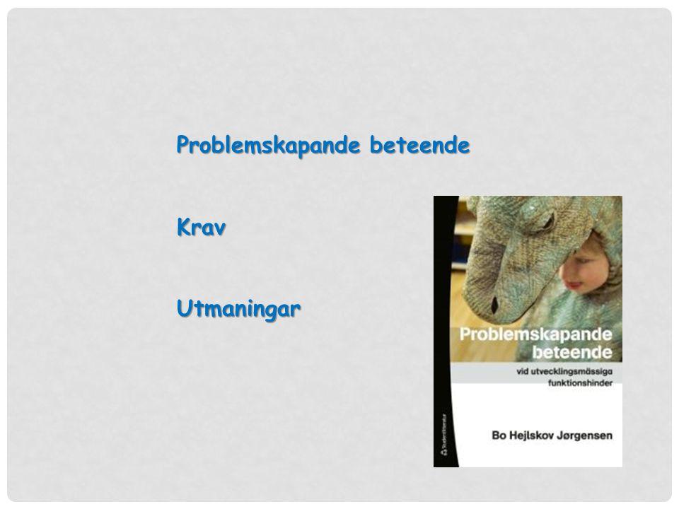KommunikationPerceptionMedicin Aktivitet, stimulans RutinerHistorikValmöjligheter Regler, gränser Miljön