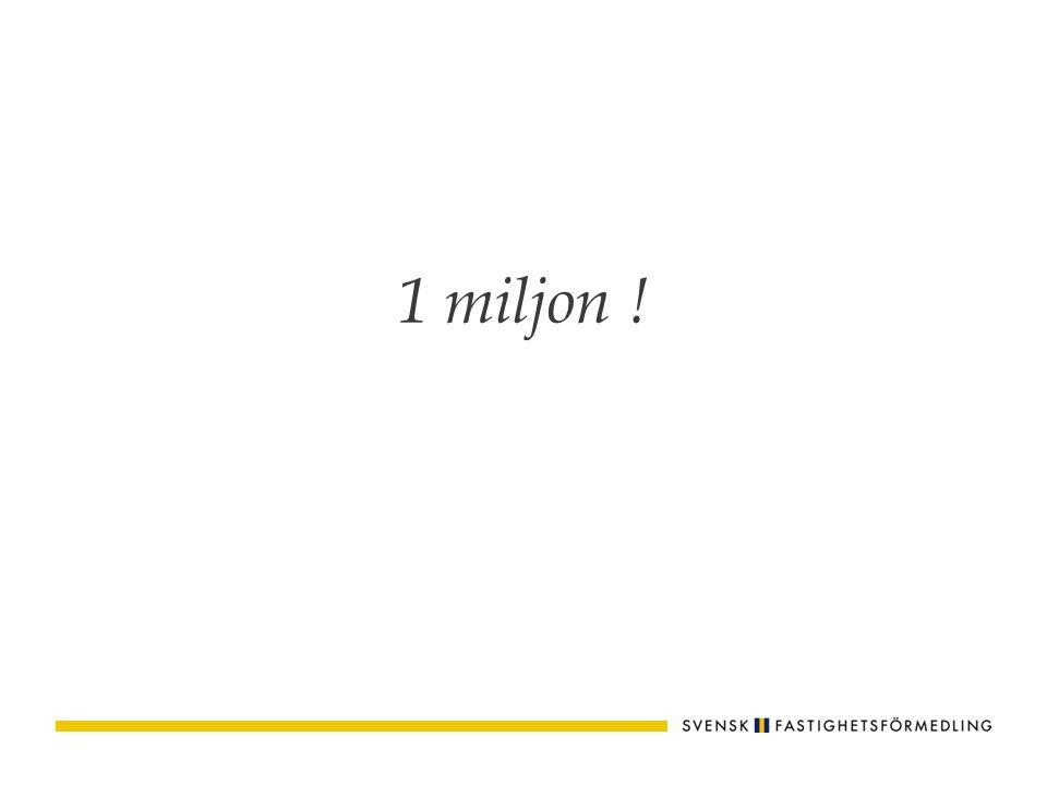 1 miljon !