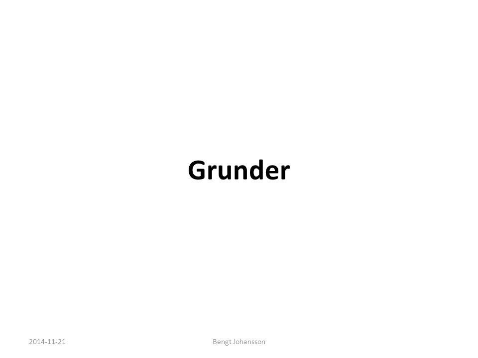 Grunder 2014-11-21Bengt Johansson