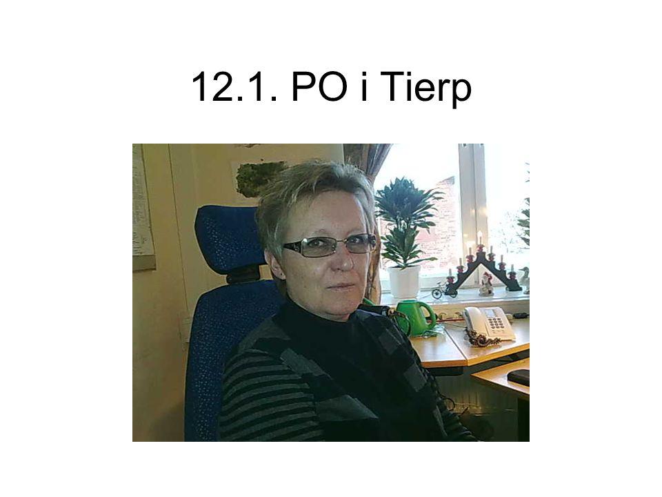12.1. PO i Tierp