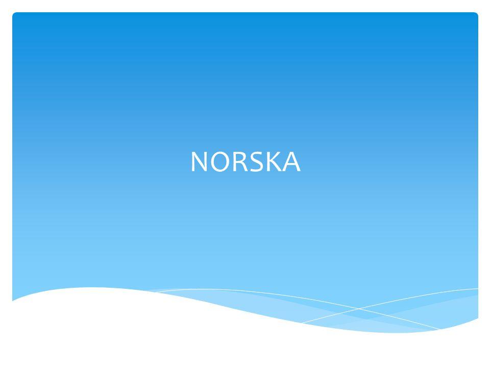 Två språkformer  Bokmål  -Norge tillhörde Danmark 1450-1814 ->gammalt danskt skriftspråk  Vanligaste språkformen  Nynorska  Skapades under 1800- talets mitt  Bygger på västnorska dialekter