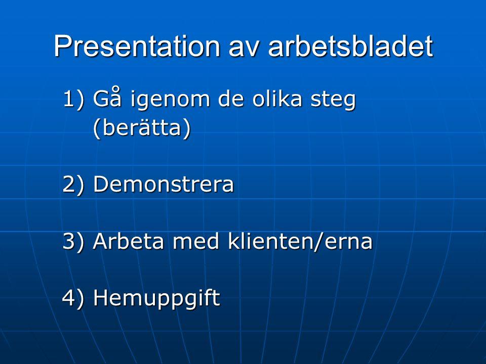 Problemlösning, lektion 4.Rational Varför ska man lära sig problemlösning.