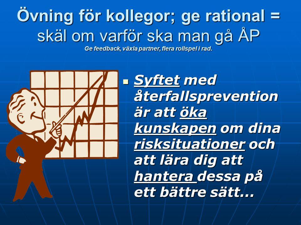 Nödplaner, Lektion 6 Agenda Agenda Agenda för lektionen Agenda för lektionen Kort repetition av lektion 6 Kort repetition av lektion 6 Hemuppgifterna