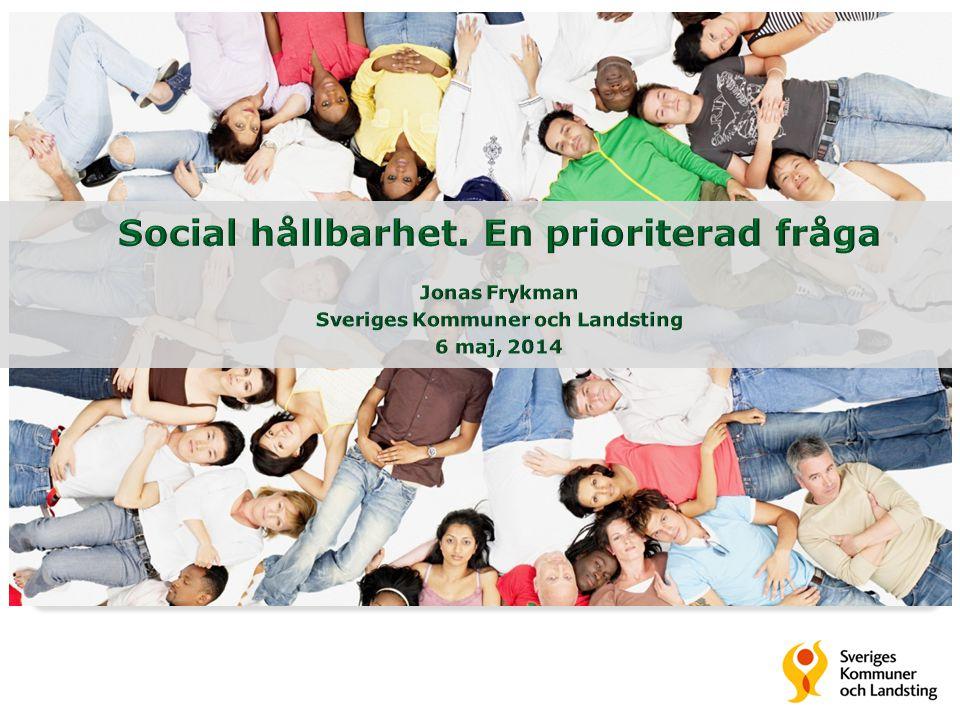 Tre dimensioner av hållbar utveckling Social EkonomiskEkologisk