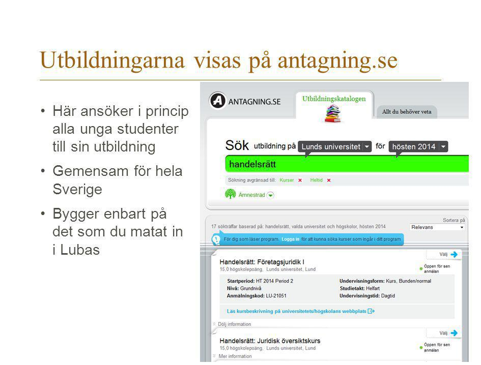 Presentationstext: engelska lu.se