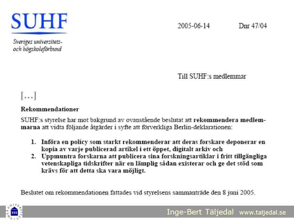 Inge-Bert Täljedal www.taljedal.se […]