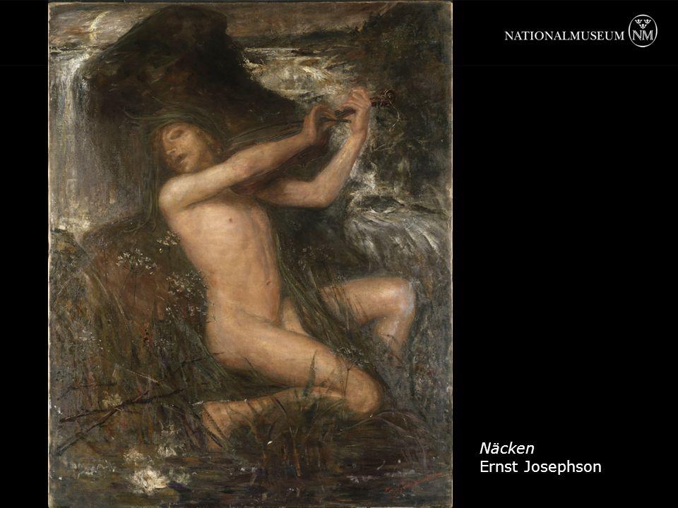 Näcken Ernst Josephson