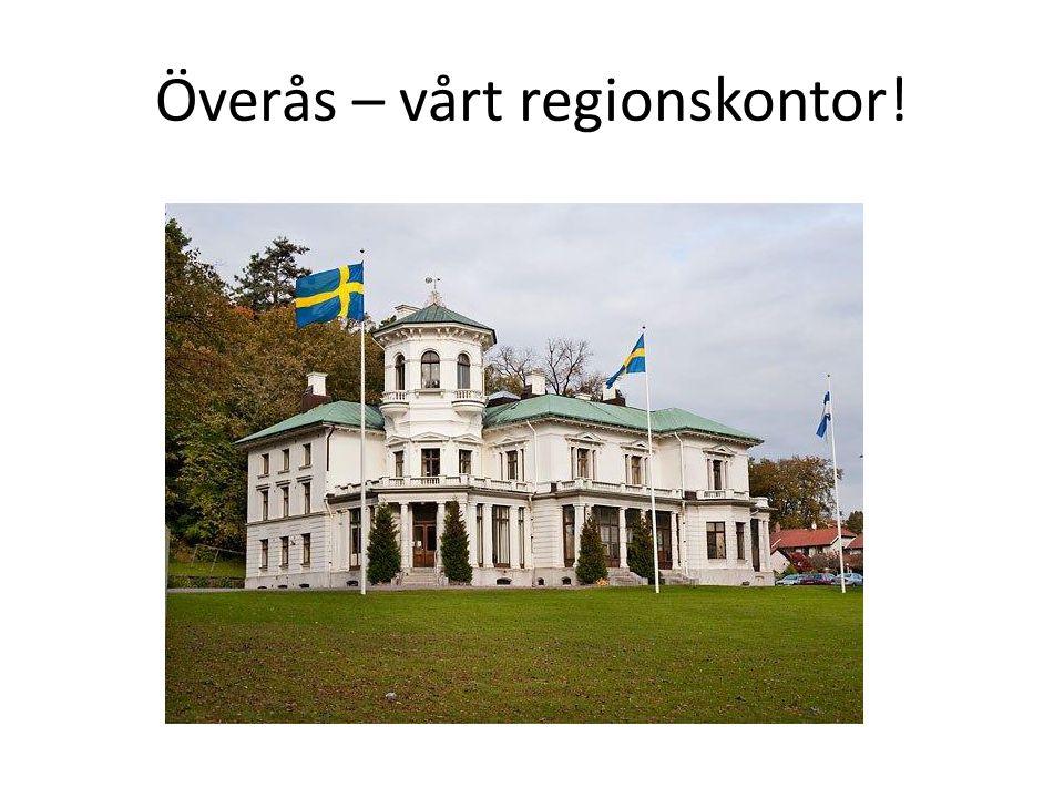 Överås – vårt regionskontor!