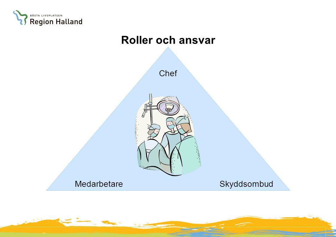 MedarbetareSkyddsombud Chef Roller och ansvar