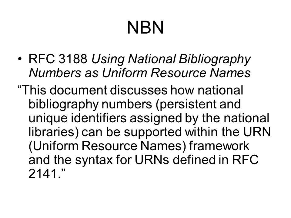 Giltiga URN:NBN 1.URN:NBN: - Ex.URN:NBN:se-2006-1 2.URN:NBN: : - Ex.URN:NBN:se:slu:epsilon-2 URN:NBN:se:vxu:diva-2 URN:NBN:no:ntnu:diva-214 URN:NBN:de:gbv:089-3321752945 3.URN:NBN: -