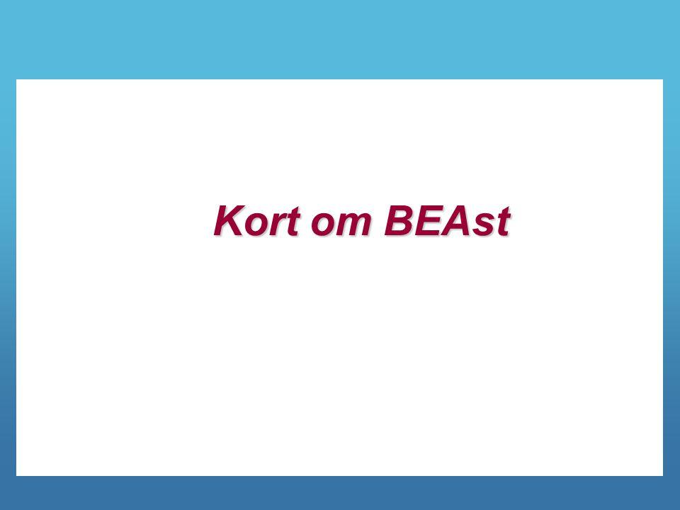 Kort om BEAst