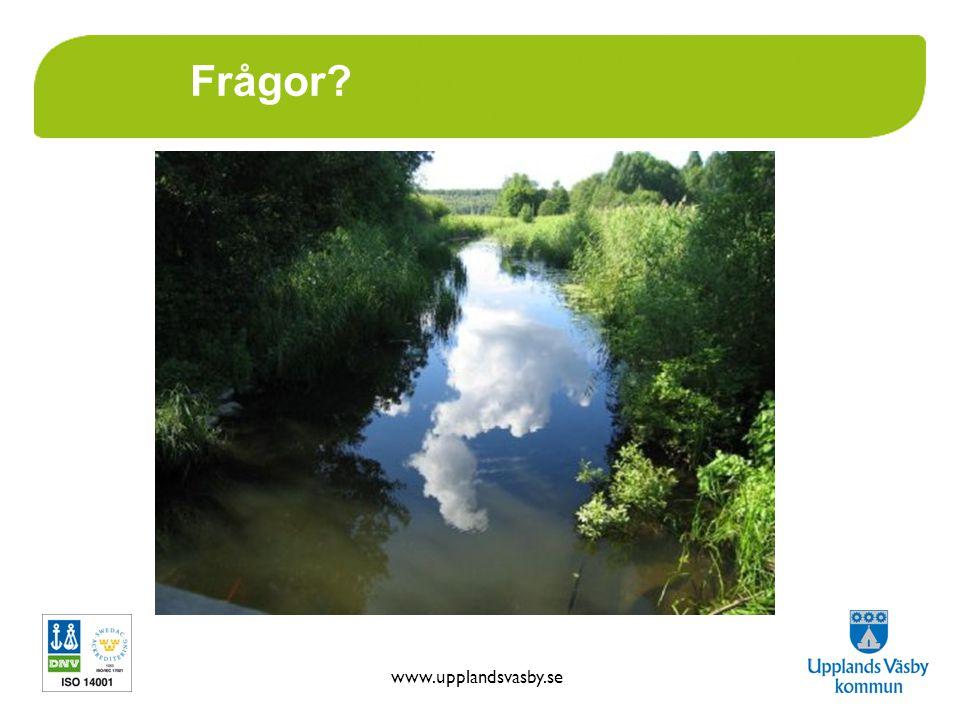 www.upplandsvasby.se Frågor
