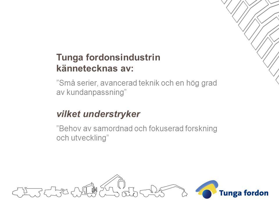 Besökta företag Volvo CE Cargotec Dasa Control Systems Horda Gruppen Växjö fabriken Henjo Plåtteknik Wipro Jitech