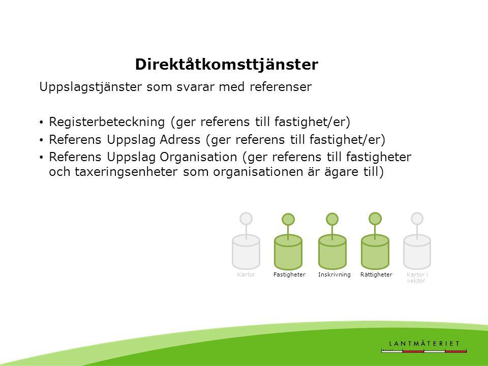 Nya versioner sedan januari 2013 Januari 2014, nya versioner av – Samfällighetsförening (1.1.0) – Markreglering (1.3.1) – Rättighet (1.3.0) Februari 2