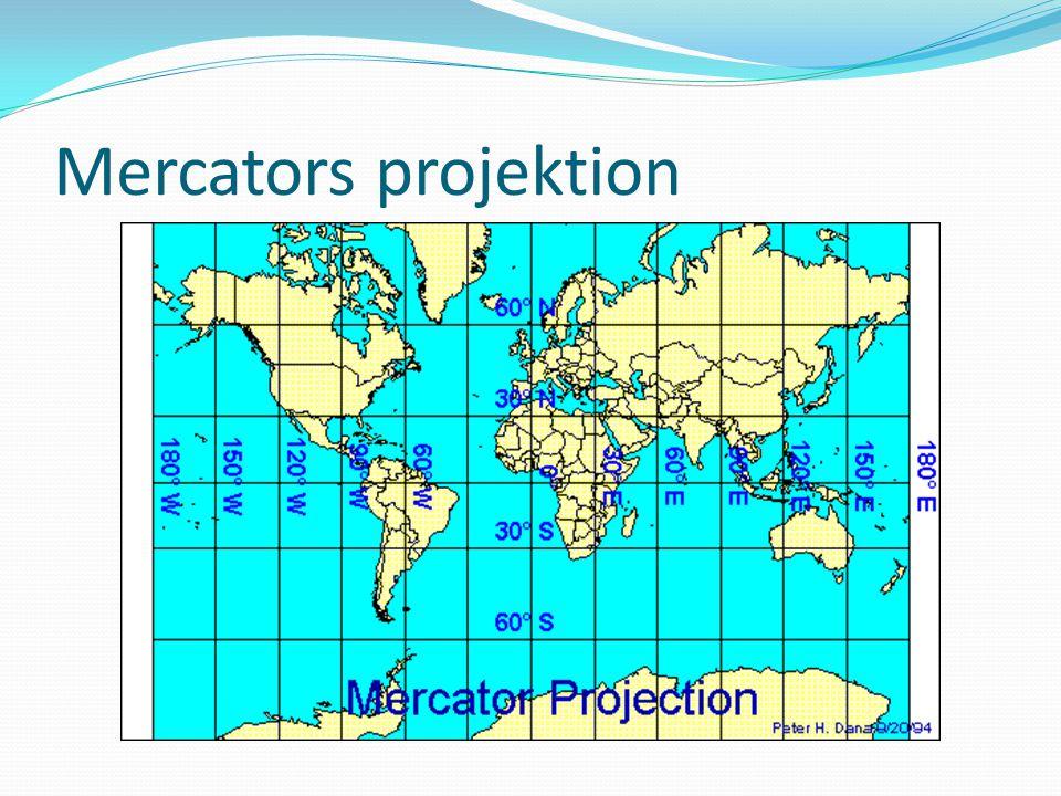 Mercators projektion