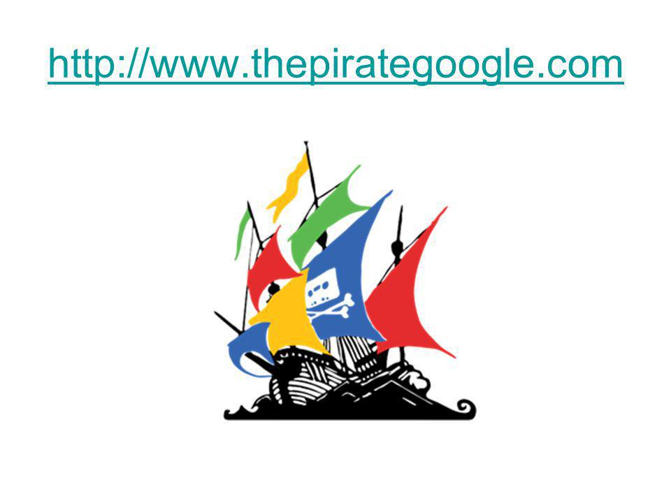 http://www.thepirategoogle.com