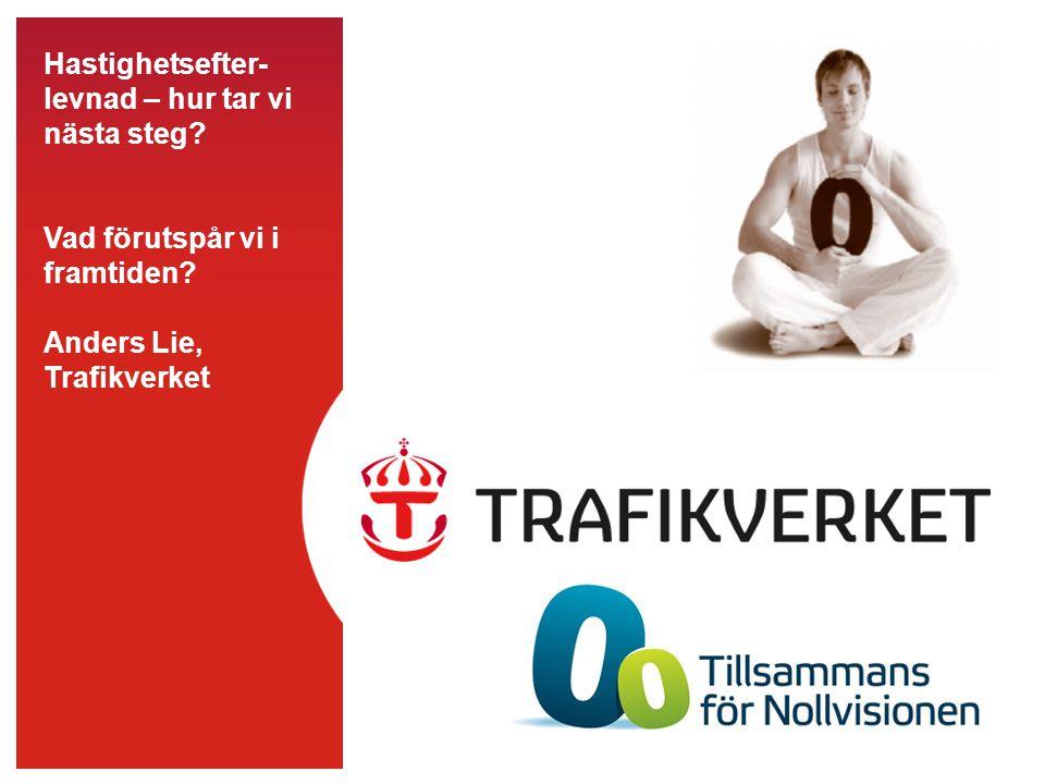 122014-11-21 Kultur (om nu hastigheten är så viktig vad kan då företagen göra?) Yrkestrafiken är en betydande del av trafiken Yrkestrafiken agerar i en kommersiell miljö