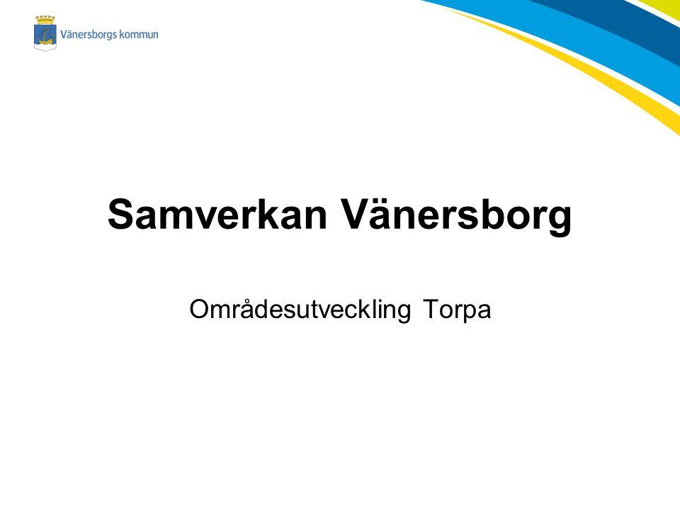 Samverkan Vänersborg Områdesutveckling Torpa