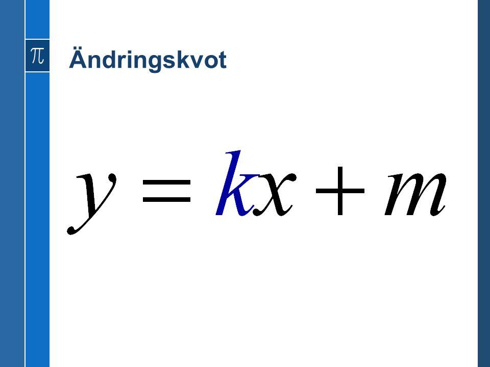 Vi deriverar… Uppgift 2333, sid 95 Matematik 3c-boken