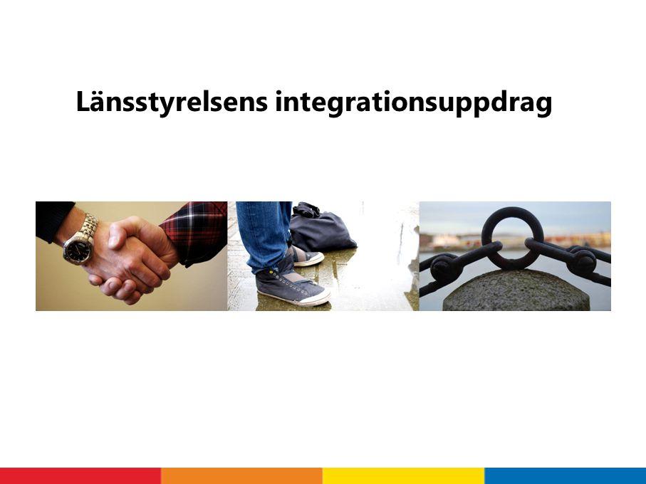 Länsstyrelsens integrationsuppdrag