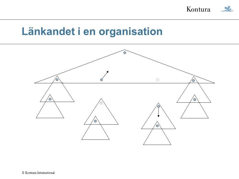 Länkandet i en organisation